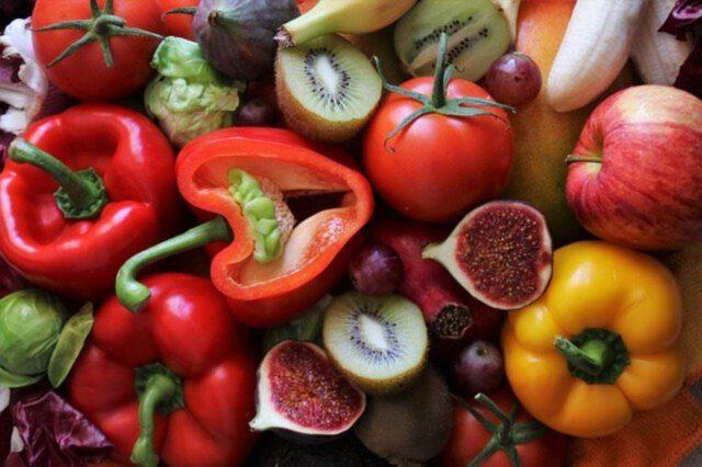 Diety oparte na warzywach i owocach