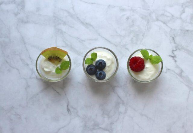 probiotyki w jogurtach